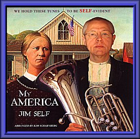 My America Cover