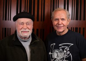 David Angel and Jim`