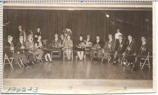 Indiana State College Brass Ensemble, 1962-63